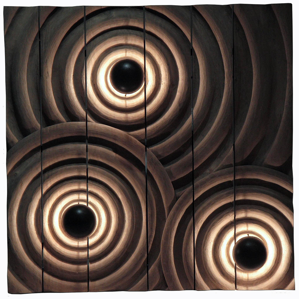 Ripples Wall Art Square
