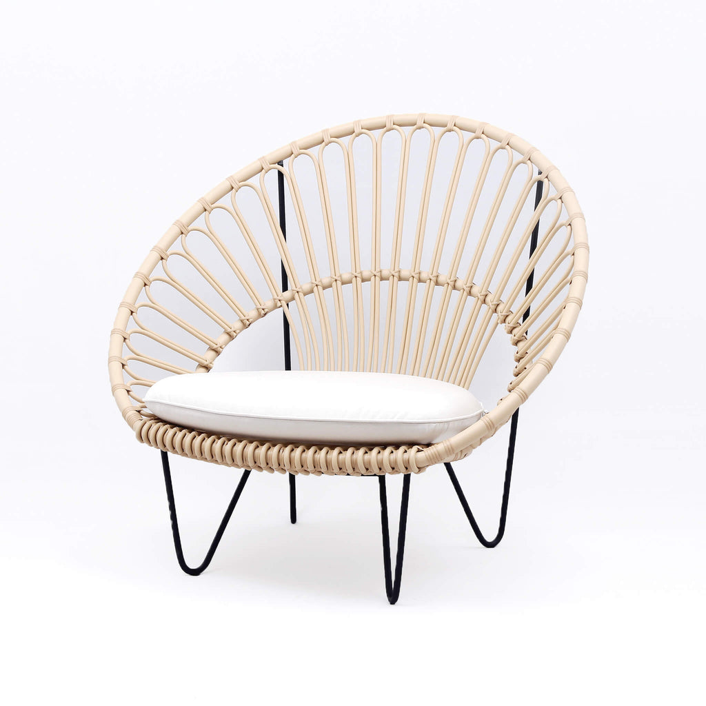 Roxanne Cocoon Outdoor Chair
