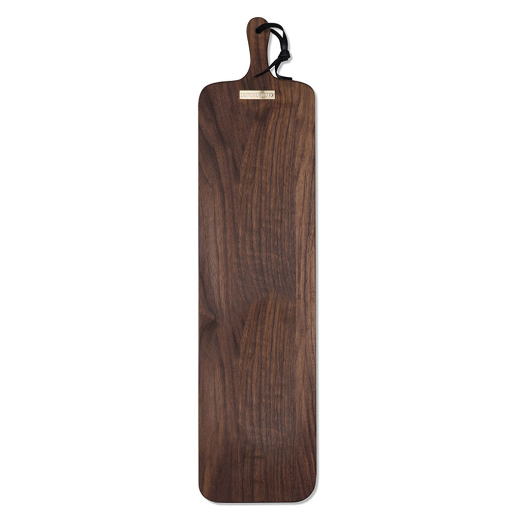 Walnut Slim Fit Rectangular Bread Board XL In Oakwood