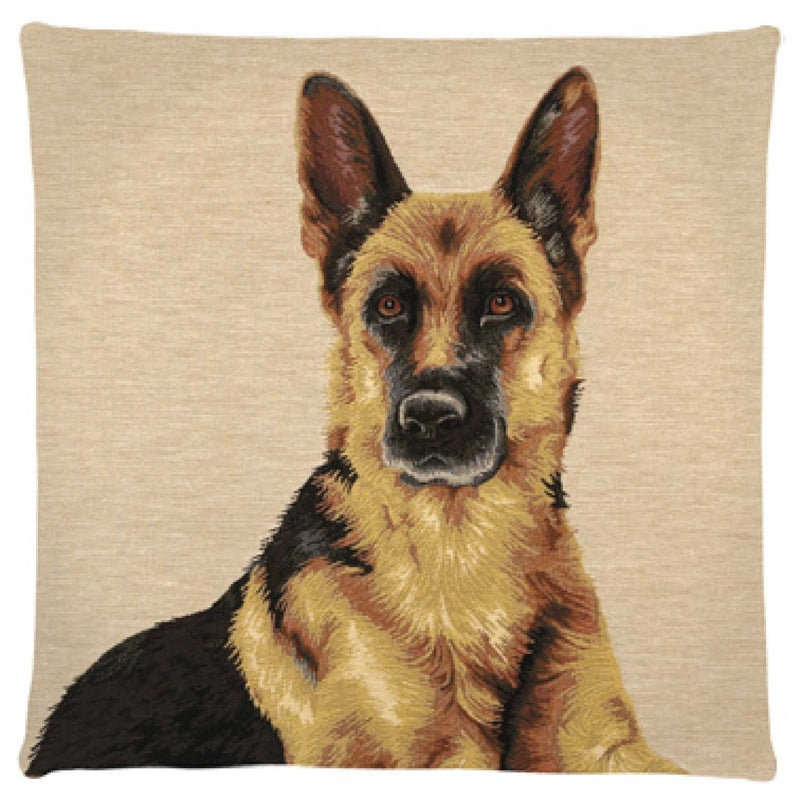 Shepherd Dogs Cushion