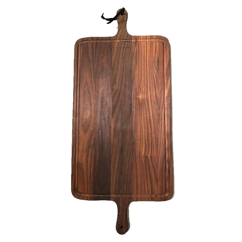 Walnut Rectangular Bread Board XL