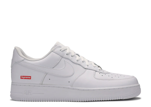 NIKE SUPREME x AIR FORCE 1 LOW
