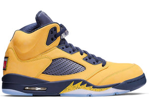 "2019 Air Jordan 5 Retro ""Michigan"""