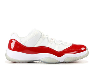 "AIR JORDAN 11 RETRO LOW ""CHERRY"" 2016"