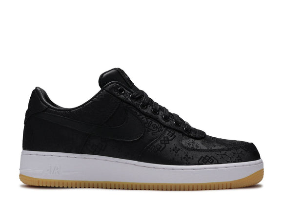 NIKE FRAGMENT DESIGN X CLOT X AIR FORCE 1