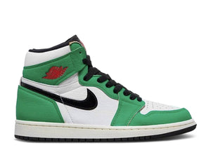 "WMNS AIR JORDAN 1 RETRO HIGH OG ""LUCKY GREEN'"