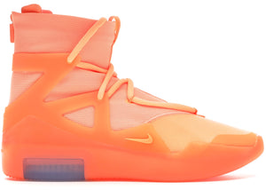 "NIKE AIR FEAR OF GOD 1 ""ORANGE PULSE"""