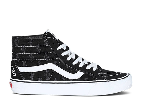 VANS SUPREME x SK8-HI HOLE PUNCH DENIM