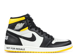 "AIR JORDAN 1 RETRO HIGH OG NRG NOT FOR RESALE ""VARSITY MAIZE"""