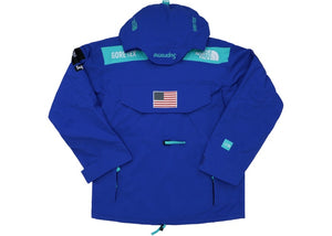 "Supreme The North Face Trans Antarctica Expedition Pullover Jacket ""Royal"""