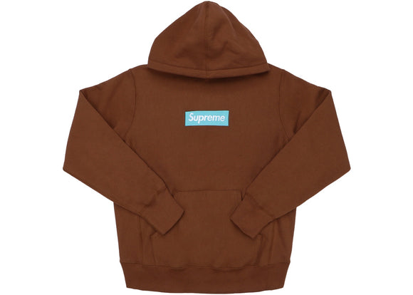 Supreme Box Logo Hooded Sweatshirt FW/17