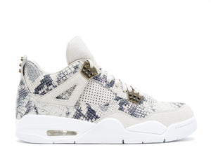 "AIR JORDAN 4 RETRO PREMIUM ""PINNACLE ""SNAKESKIN"""