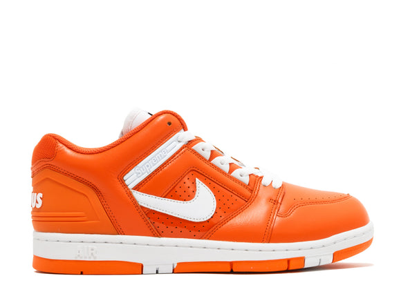 NIKE SUPREME X AIR FORCE 2 'ORANGE'