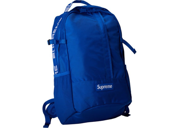 Supreme Backpack (SS18) Royal