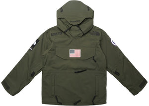 "Supreme The North Face Trans Antarctica Expedition Pullover Jacket ""Olive"""