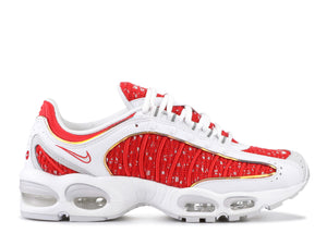 "NIKE AIR MAX TAILWIND 4 SUPREME ""WHITE"""