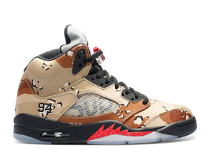 "AIR JORDAN 5 RETRO SUPREME ""DESERT CAMO"""