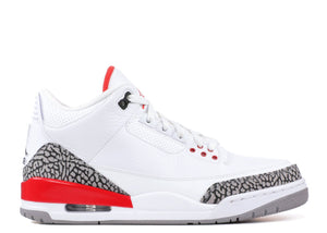 "AIR JORDAN 3 RETRO ""HALL OF FAME/KATRINA"""