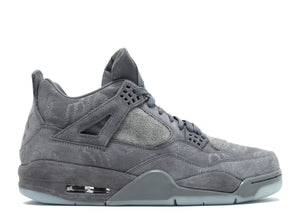 "AIR JORDAN 4 RETRO KAWS ""GREY"""