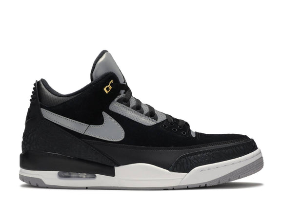 AIR JORDAN 3 RETRO TINKER SP 'BLACK CEMENT'