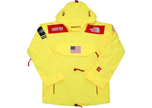 "Supreme The North Face Trans Antarctica Expedition Pullover Jacket ""Yellow"""