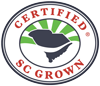 Certified South Carolina Grown Logo