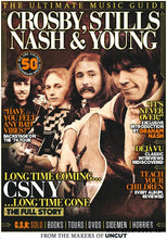 Load image into Gallery viewer, Uncut Ultimate Music Guide: CSNY (September 2019)