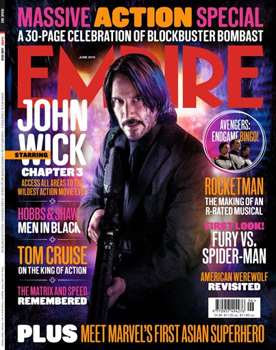 Empire Magazine Issue 362 (June 2019)