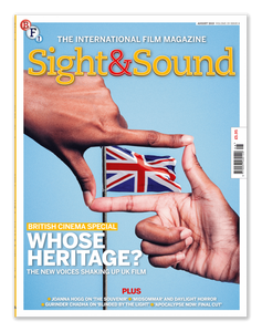 Sight & Sound Volume 28 Issue 8 (August 2019)