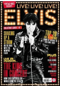 Vintage Rock Presents: Elvis Live (Fall 2019)