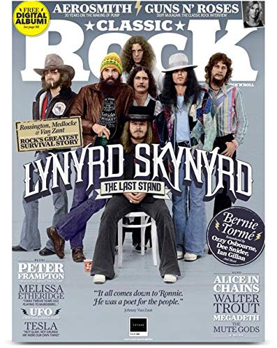 Classic Rock Issue 262 (June 2019)