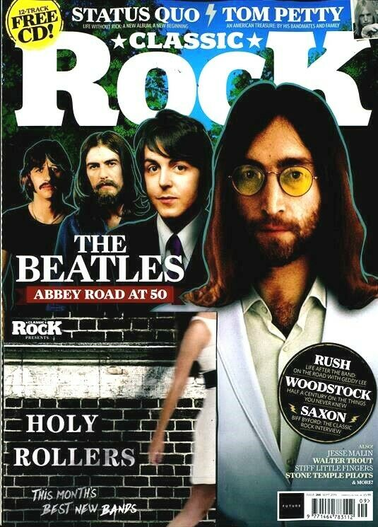 Classic Rock Issue 266 (September 2019)