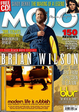 Mojo Magazine Issue 258 (May 2015)