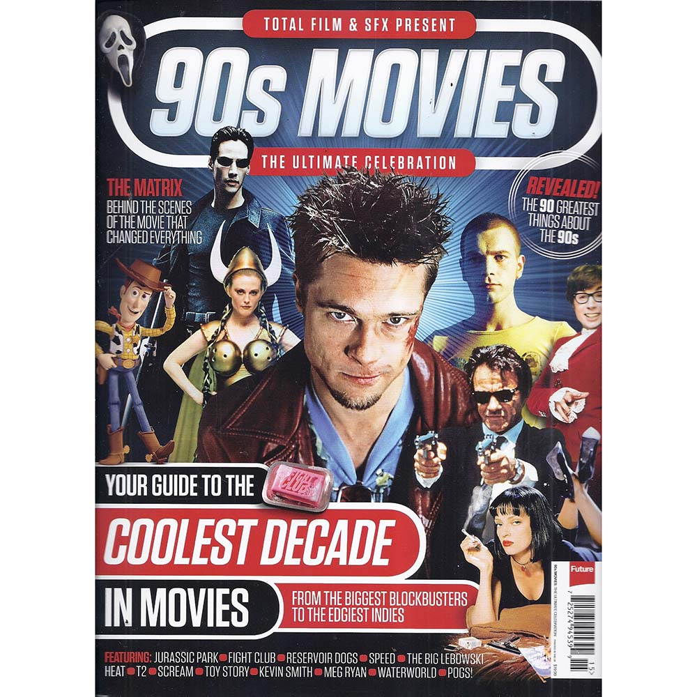 Total Film & SFX Presents: 90s Movies - The Ultimate Celebration