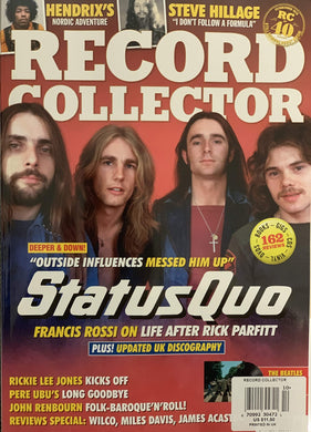 Record Collector Issue 497 (October 2019)