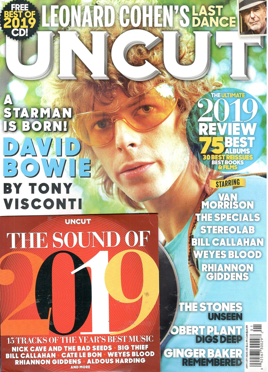 Uncut Magazine 272 (January 2020)