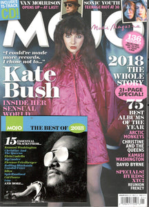 Mojo Magazine Issue 302 (January 2019)