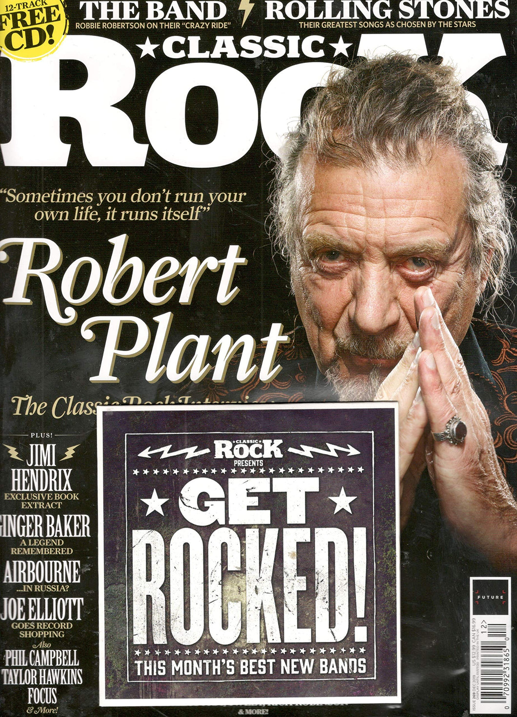 Classic Rock Issue 269 (December 2019)