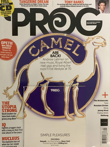 Prog Magazine Issue 102 (October 2019) - Camel