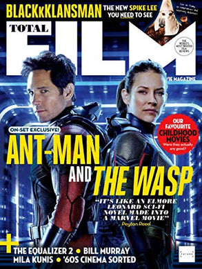 Total Film Issue 274 (Summer 2018) Ant Man & The Wasp