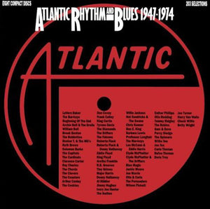 Various - Atlantic Rhythm And Blues 1947-1974