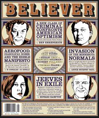 Believer Vol. 2 No. 8, Issue No 016 (August 2004) Carafe