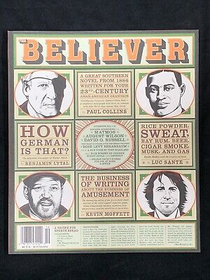 Believer Issue No. 019, Vol. 2 No. 11, (November 2004): Hartshorn