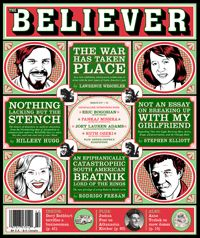 Believer Issue No. 042, Vol. 5 No. 2, (March 2007): Gravid