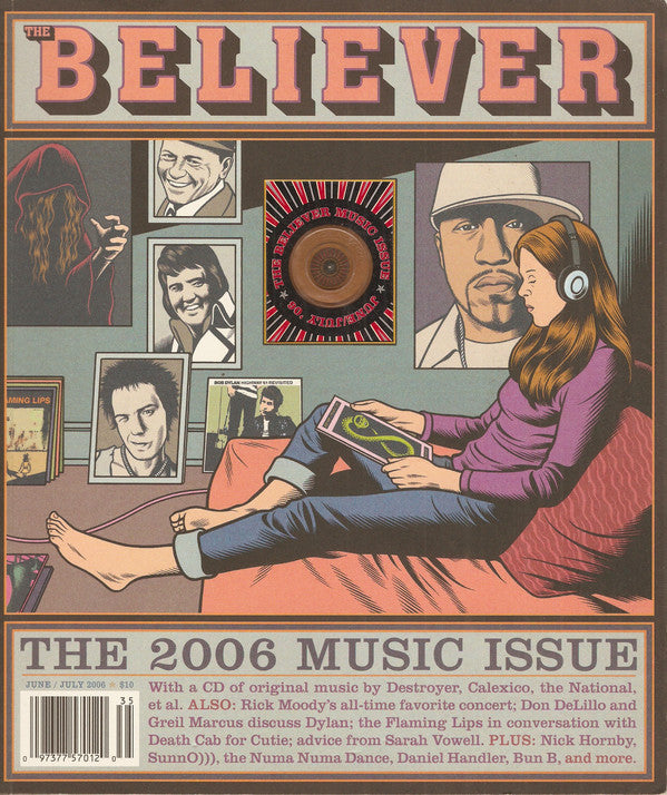 Believer Issue No. 025, Vol. 4 No. 5, (June/July 2006): Gloamin'