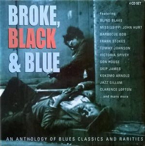 Various - Broke, Black & Blue