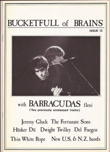 Bucketfull of Brains Issue 013; Barracudas