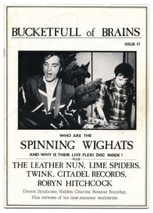 Bucketfull of Brains Issue 017