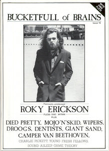 Bucketfull of Brains Issue 019; Roky Erickson