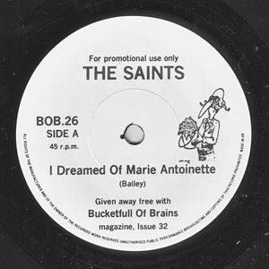 Bucketfull of Brains Issue 032; The Saints, The Mock Turtles